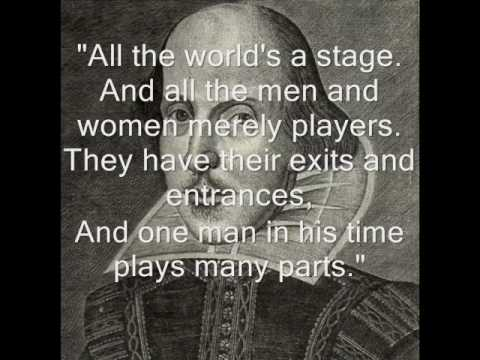 shakespeare stage quote